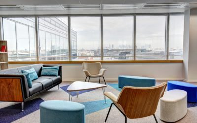 The anatomy of an optimised office space